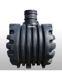 Ondergrondse Mazouttank HDPE, VLAREM 2 conform, 4950 liter