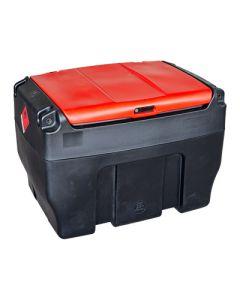 Kunststof werftank 300 liter - met of zonder pomp