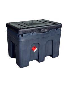Kunststof werftank 450 liter - met of zonder pomp