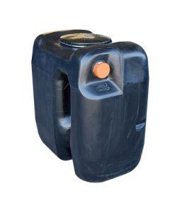 Bovengrondse septische tank kunststof van 1000 liter