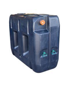 Bovengrondse septische tank in kunststof van 2000 liter