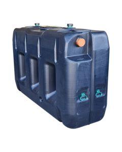 Bovengrondse septische tank in kunststof van 3000 liter