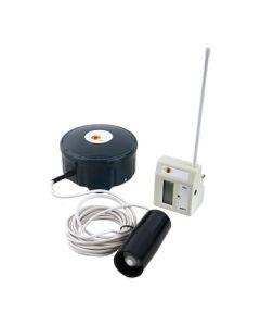 Lekdetectie + Digitale draadloze volumemeter voor mazout-/dieseltank