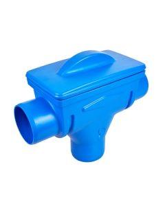 In te bouwen regenwaterfilter