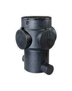 Ondergrondse regenwaterfilter