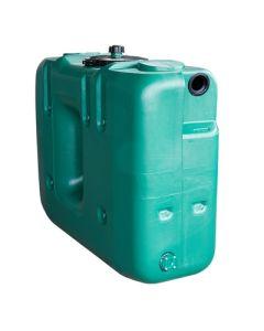Bovengrondse Rechthoekige Watertank - Koppelbaar - 1500 liter
