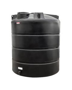 Bovengrondse Ronde Tank - 10000 liter - met mangat